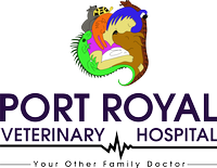 Port Royal Veterinay Hospital Logo